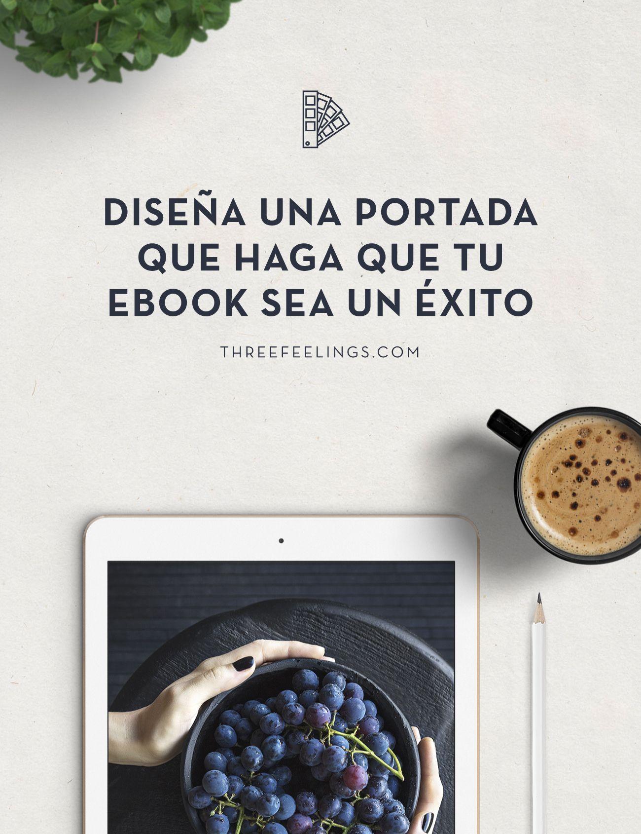 Diseña una portada para ebook