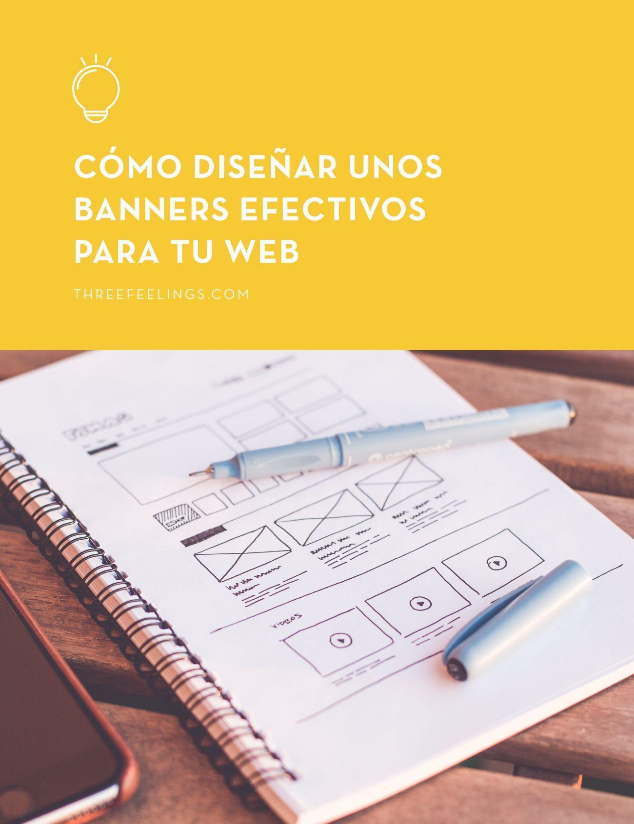 Cómo diseñar banners efectivos