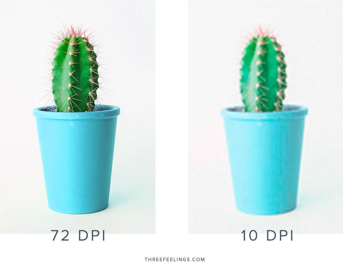 Diferencia entre vector y pixel - dpi